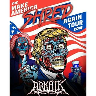 Make America Shred Again
