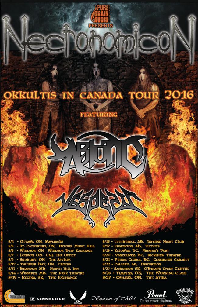 OKKULTIS in CANADA