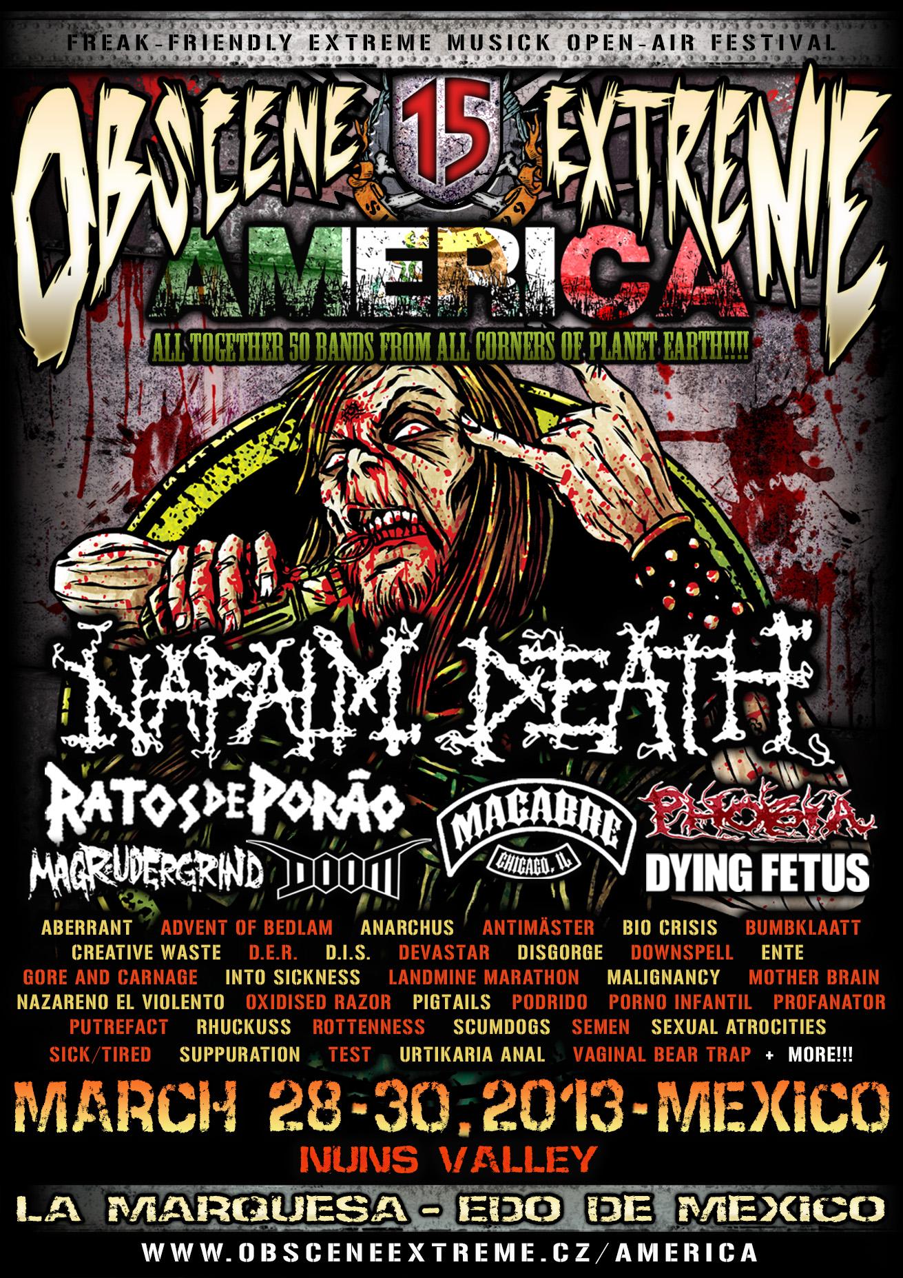 Obsene Extreme Festival