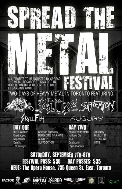 Spread The Metal Festival