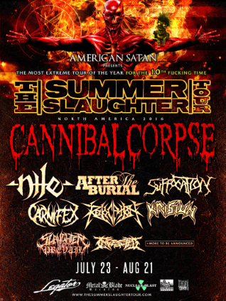 Summer Slaughter 2016
