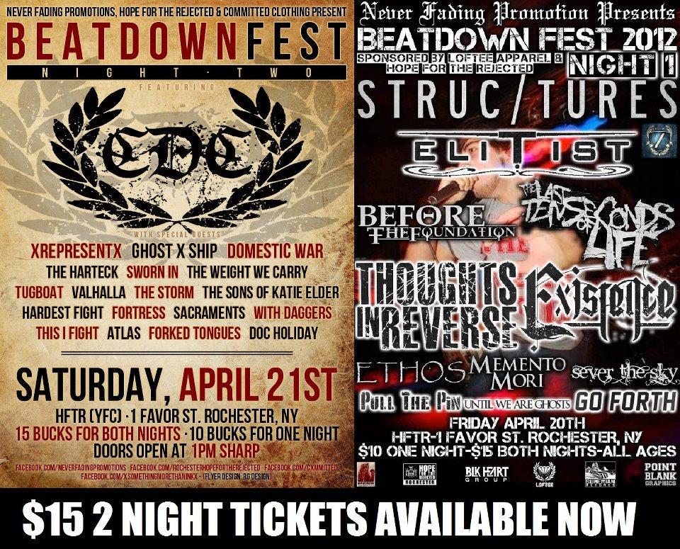 Beatdown Fest