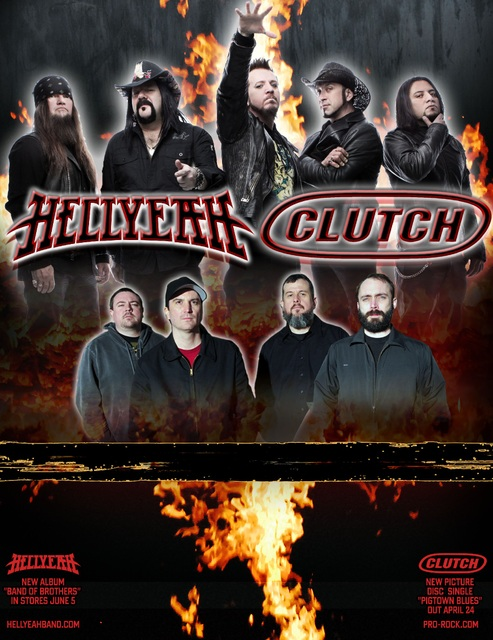 Clutch official merchandise | tourdates