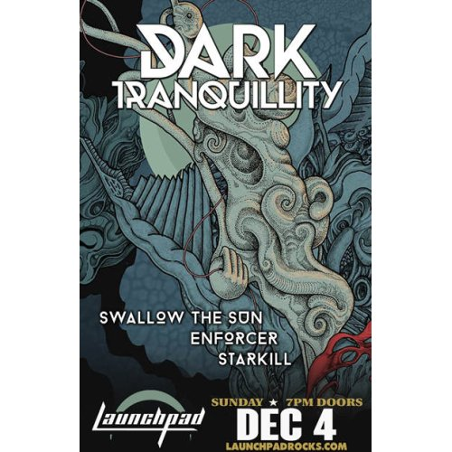 Dark Tranquility North American Tour 2016