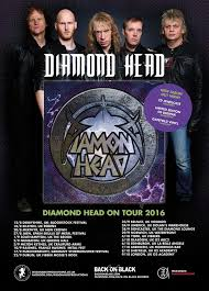 Diamond Head North America Tour 2016