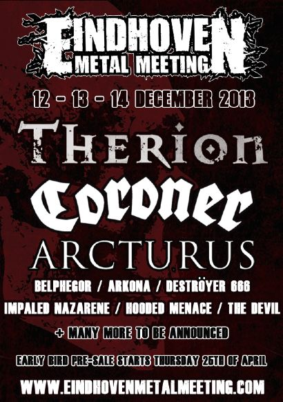 Eindhoven Metal Meeting