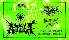Chaos Tour