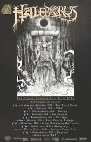 Carnal  Sabbath Fall Tour