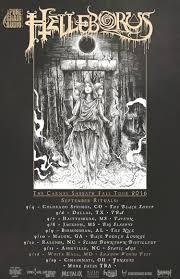 Carnal  Sabbath Fall Tour