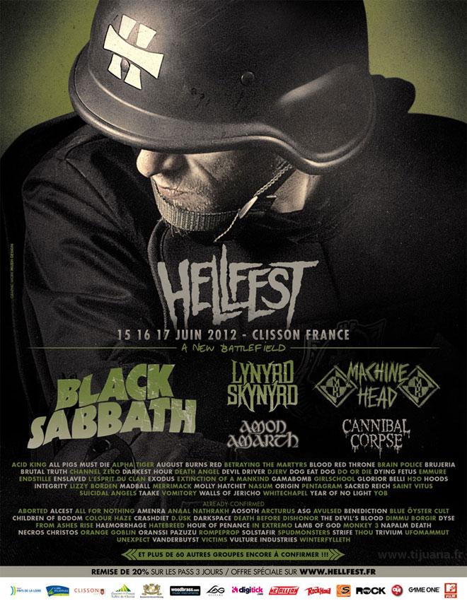 Hellfest 2012