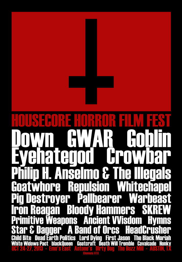 Housecore Horror Film Fest