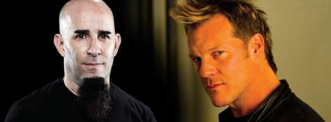 Scott Ian And Chris Jericho