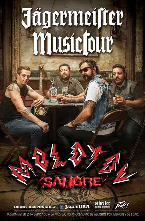 The Gauntlet Molotov And Sangre To Headline The