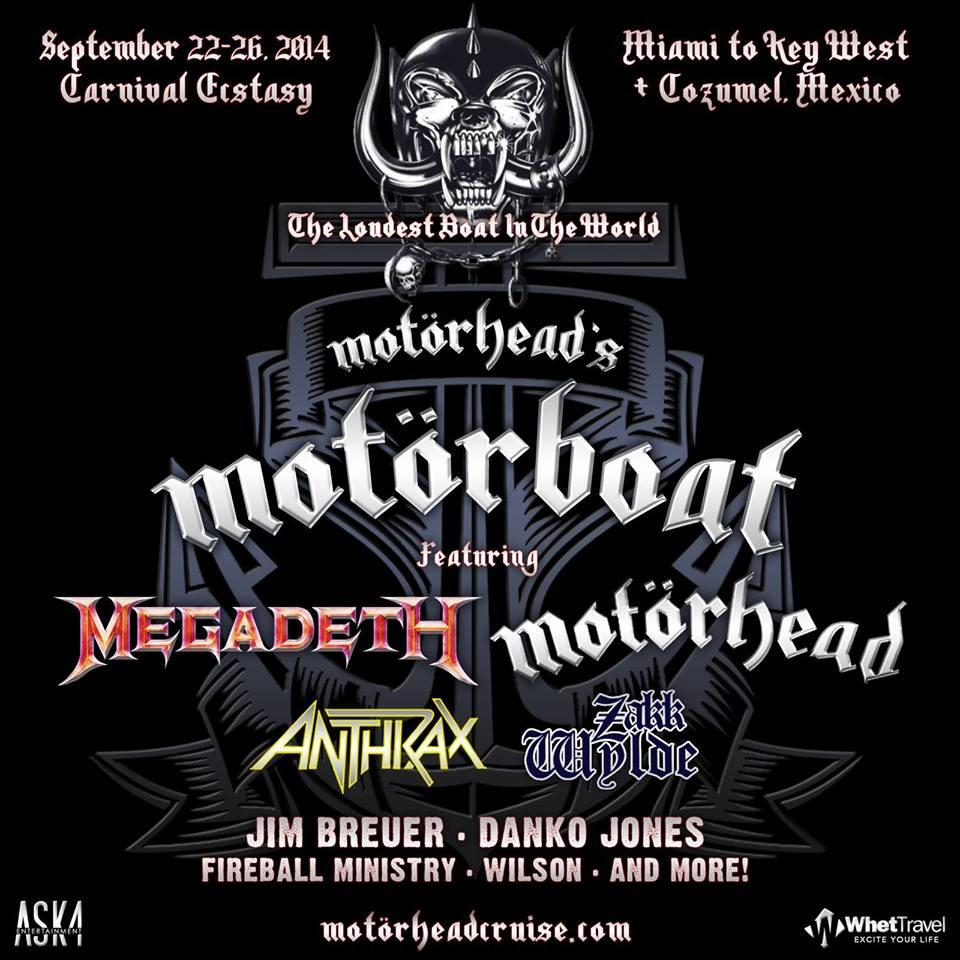 Motorheads Motorboat