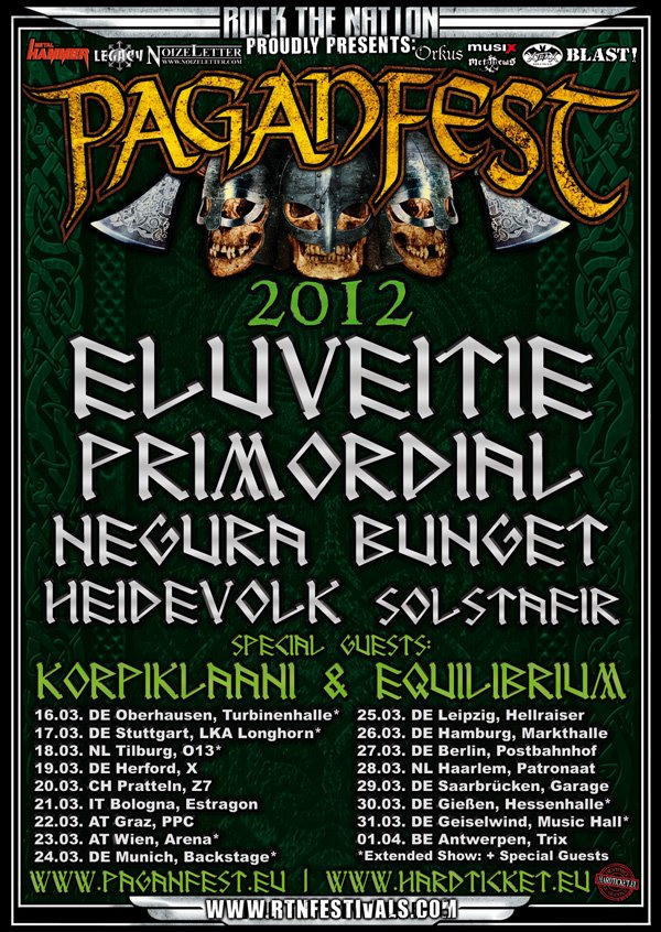 Pagan Fest 2012