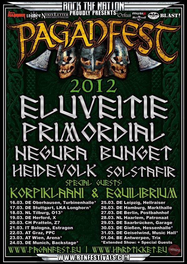 Pagan Fest 2012