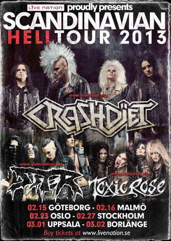 Scandinavian Hell Tour