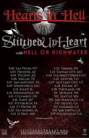 Hearts in Hell Tour