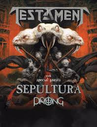Testament Tour
