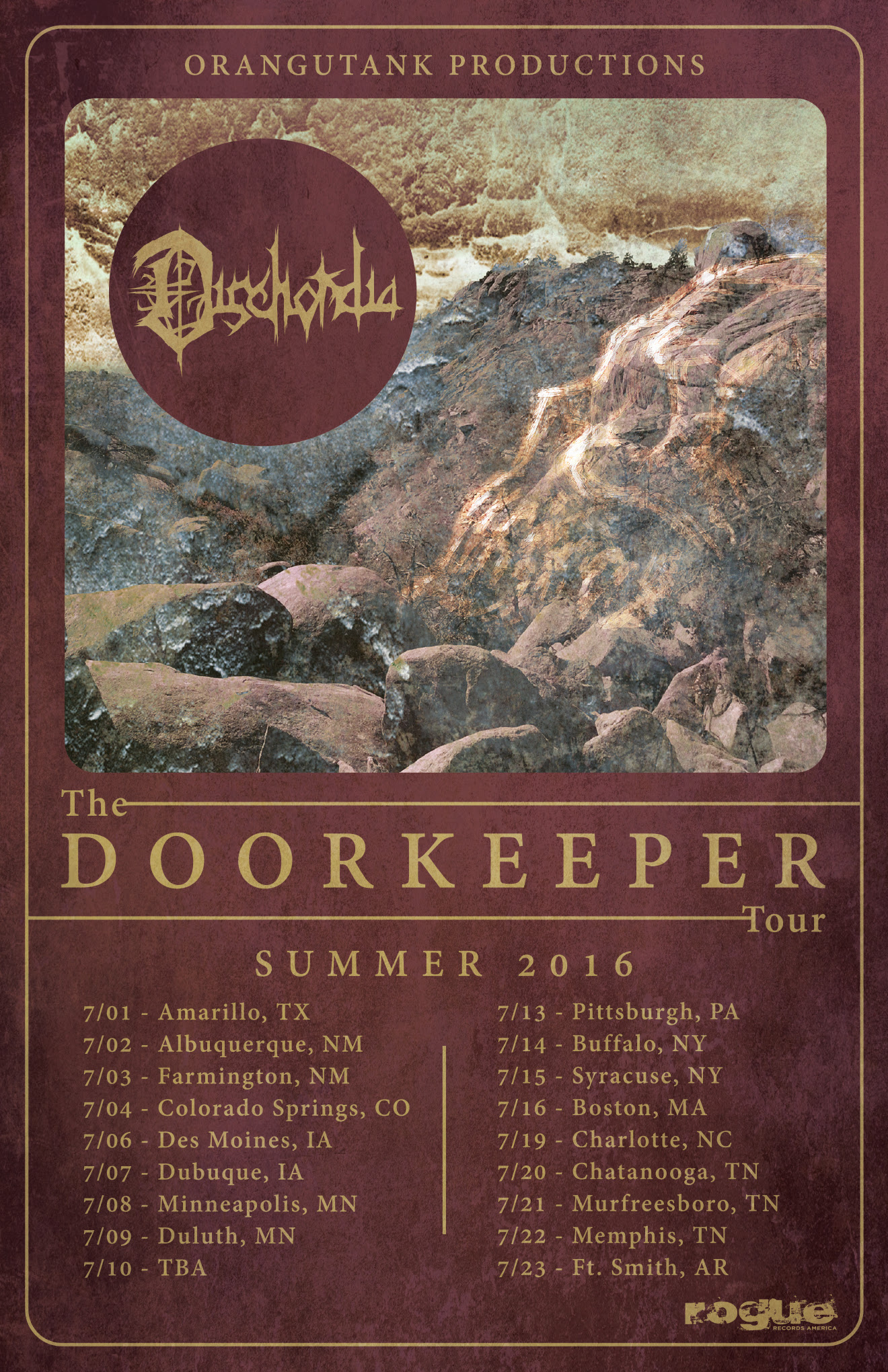 The Doorkeeper Tour