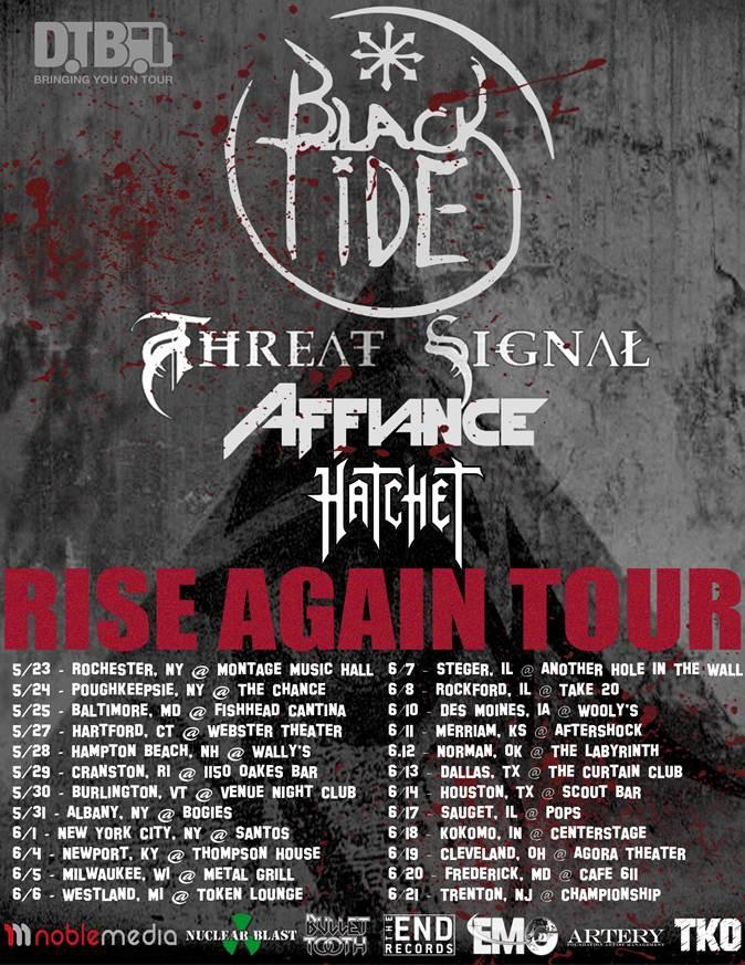 Rise Again Tour