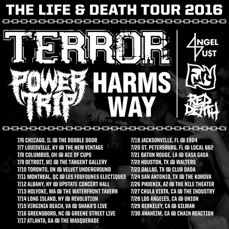 Life and Death Tour