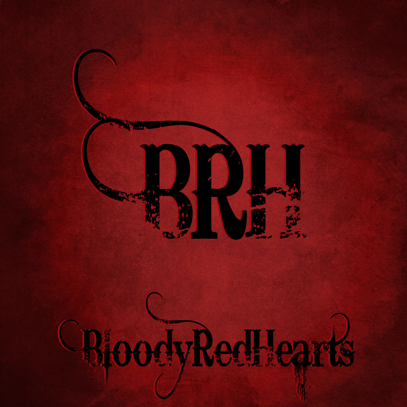 Bloody Red Hearts