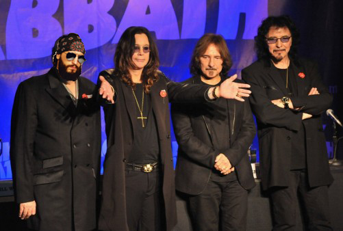 Black Sabbath (Tommy Clufetos)