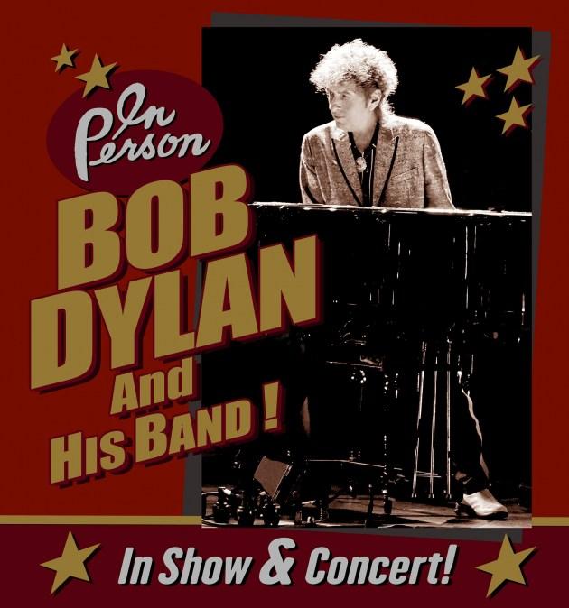 Bob Dylan and His Band!