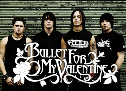 Bullet For My Valentine Preview New Album On Myspace.html   The Gauntlet  Heavy Metal News
