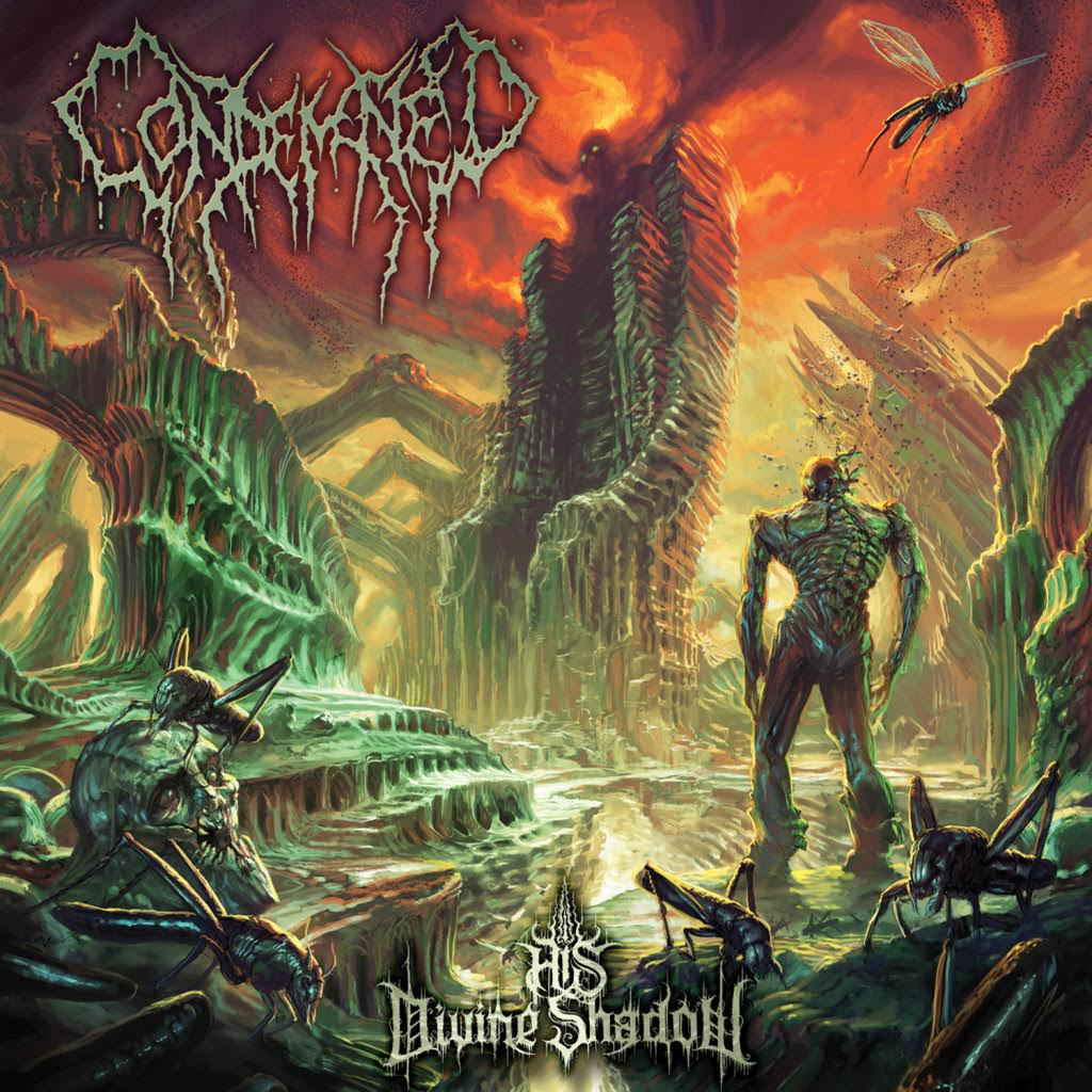Condemned New Album Cover
