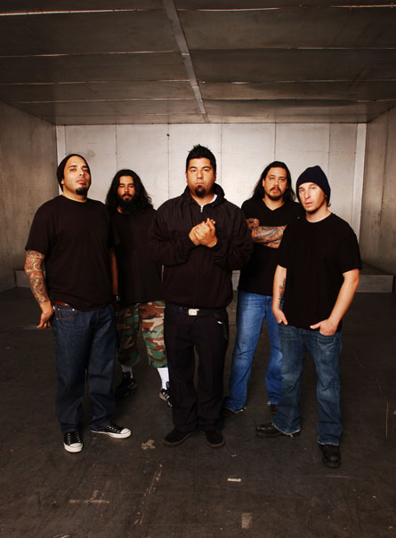 Deftones - credit Annamaria DiSanto