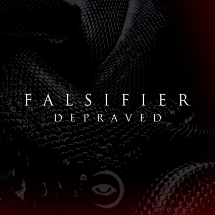 Falsifier Depraved Album Cover