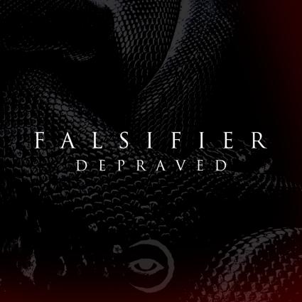 Falsifier Depraved Album Cover