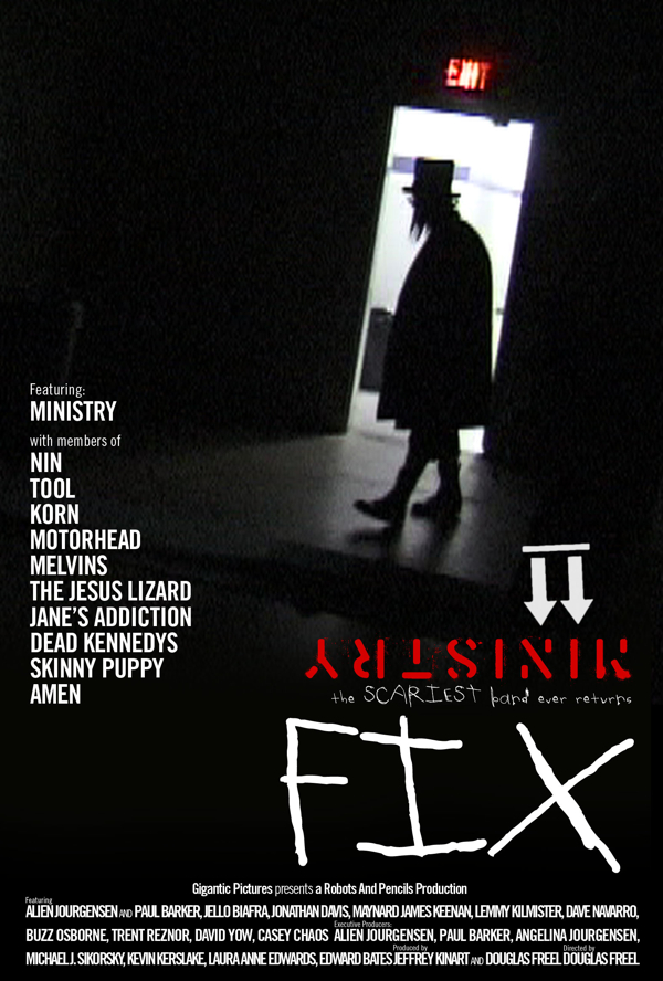 Fix-Ministry Poster