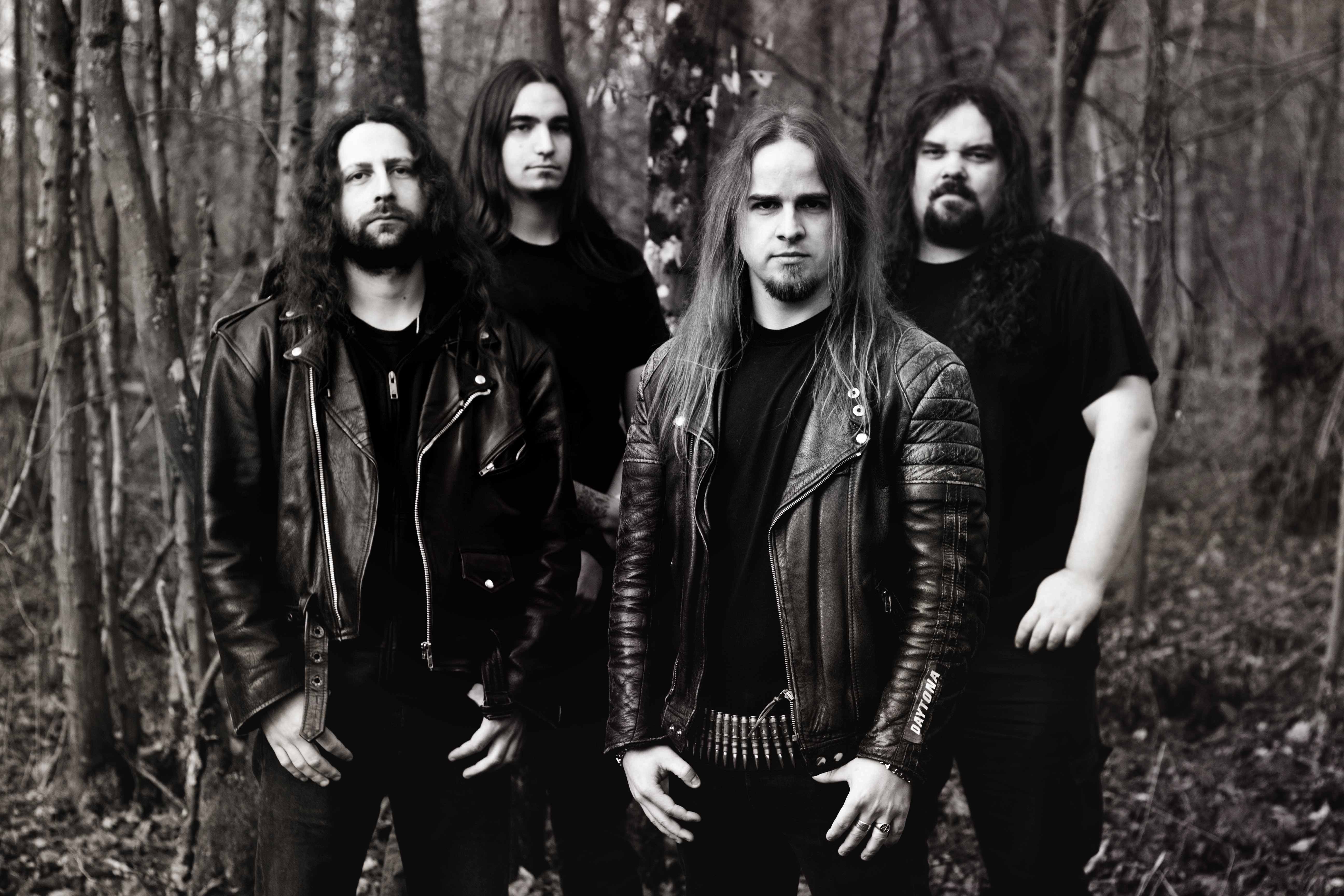 The Gauntlet - French black metal band BAHRRECHT!