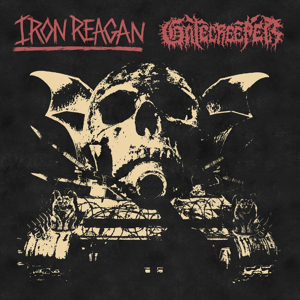 IRON REAGAN & GATECREEPER
