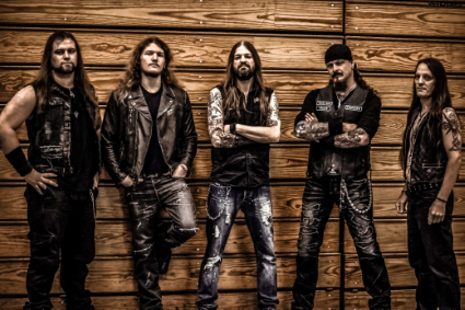 Iced Earth Band Photo