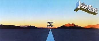 Judas Priest Point of Entry