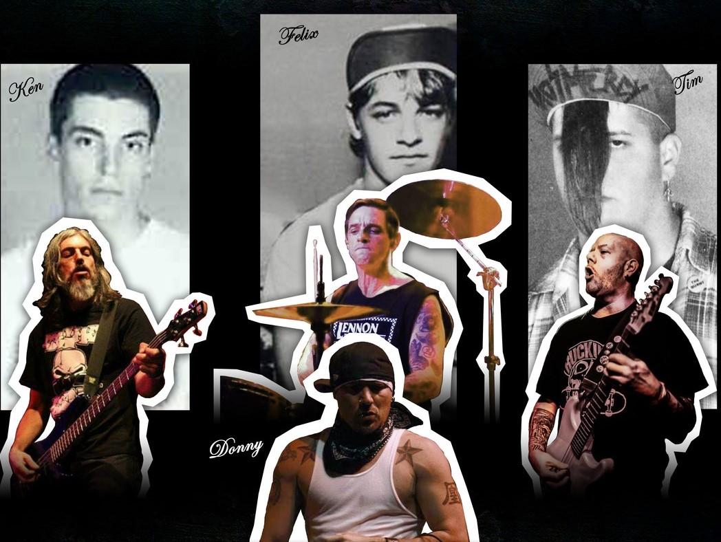 Mod Classic Band Pic