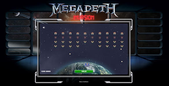 Megadeth Video Game