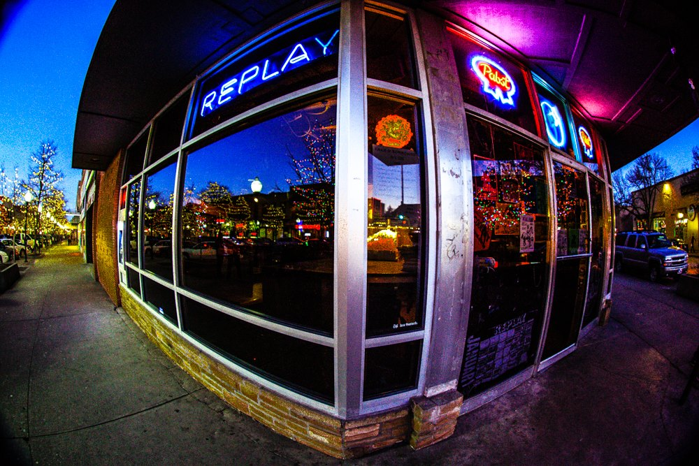 The Replay Lounge in Lawrence, KS