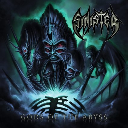 Sinister Abyss Album Cover
