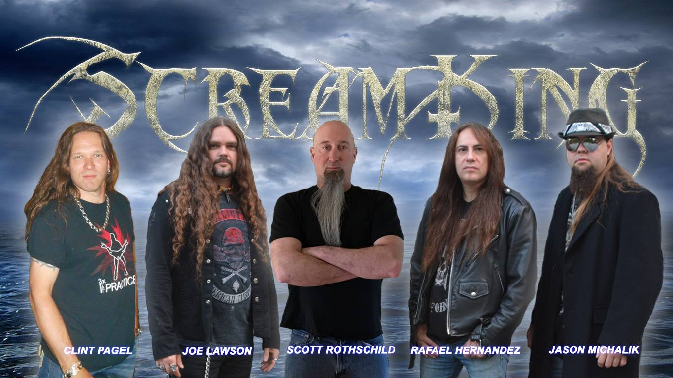 Picture of Screamking band