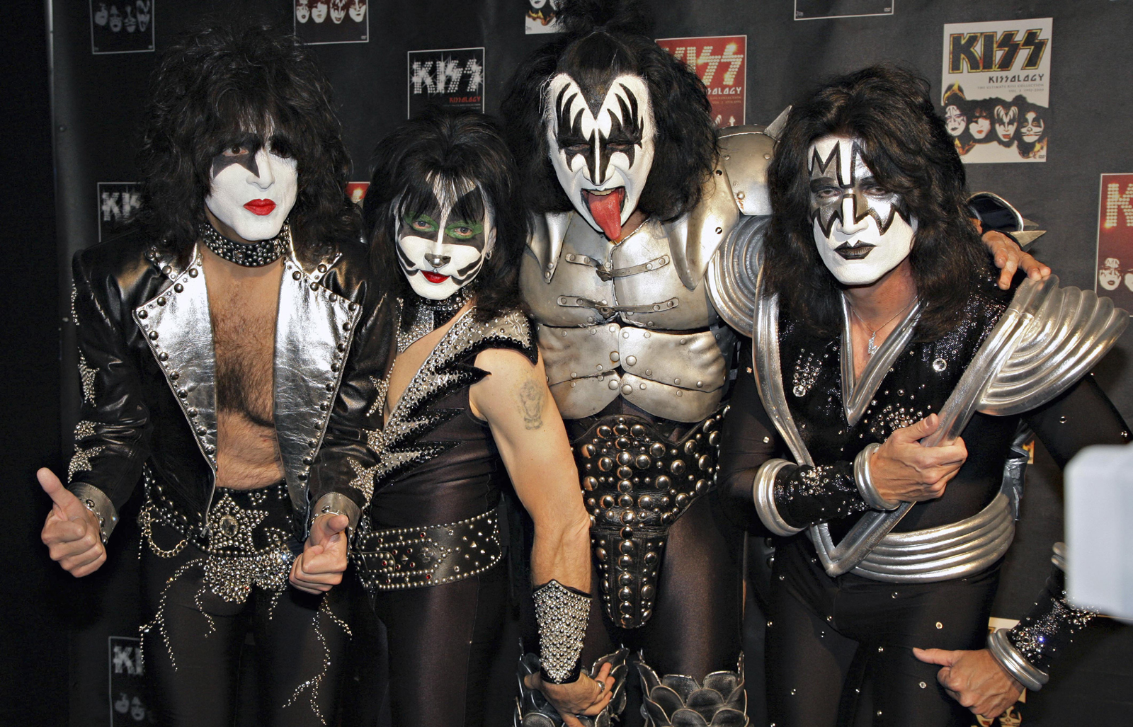 The Gauntlet Peter Criss Announces Final Appearances With Kiss