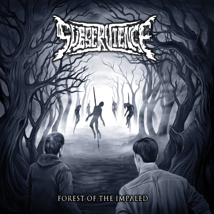 Subservience Album Cover