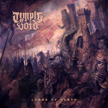 Temple of the Void Album Cover