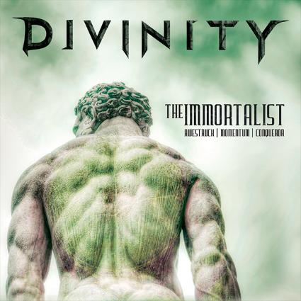 The Immortalist Album Cover