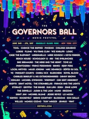 Tool at Governors Ball