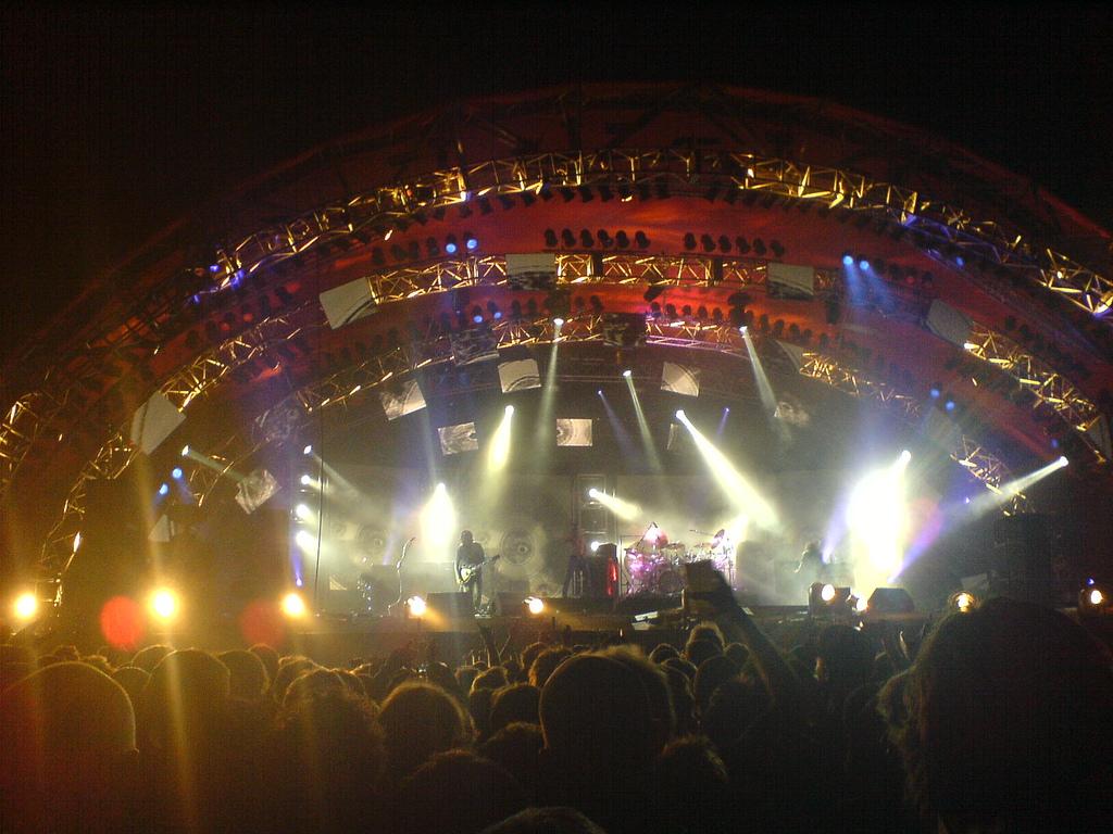 Tool Roskilde festival 2006
